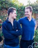 Arthur and Alexandre