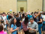 Mona Lisa, The Louvre