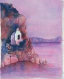 Church in Sifnos, Greece