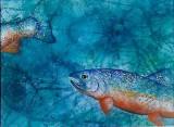 Blue Survival Fish