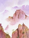 Misty Mountains -- Spring