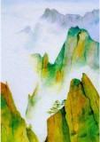 Misty Mountains -- Autumn