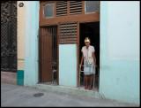 Older woman in Camagüey