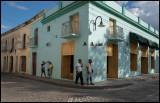Street corner - Camagüey