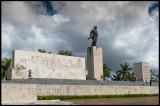 Che Guevara monument over his tomb in Santa Clara