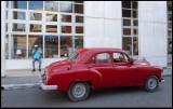 Very old Chevrolet i Santa Clara