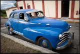 Old Chevrolet from the 40s