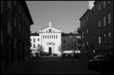 The old prison in Växjö - now residential