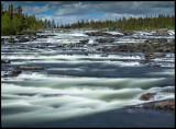Trappstegsforsen - Lappland