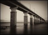 Öland bridge near Kalmar
