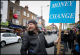 Money Change - Camden town London