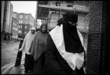 Muslim women - Shoreditch London