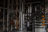 Complicated systems of pipes