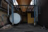 Factory backside