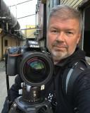 Working at Reppe Stärkelsefabrik with Nikon 19mm Tilt and shift