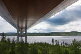 High Coast Bridge Sweden