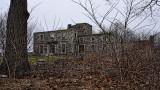 Goddard Mansion ruins