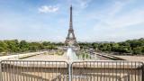Eiffel surroundings