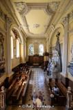 Blenheim chapel