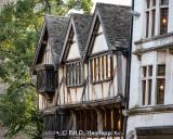 Timber-framed building (color)