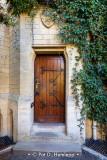 College doorway
