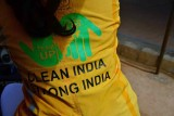 'Clean Inida, Strong India' - India-1-9486