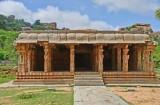 Temple at Hampi - India-1-9489