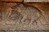 Detail - Vittala Temple complex - India-1-9528