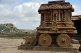 The Stone Chariot - India-1-9534