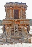The Stone Chariot - India-1-9542