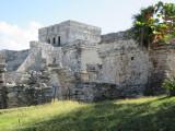 El Castillo and archway