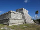 Back of El Castillo