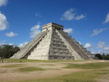El Castillo (Pyramid of Kukulcan)