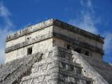 Top of El Castillo