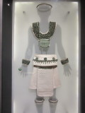 Funerary jade artifacts - from Calakmul, Campeche