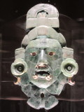Funerary mask - from Calakmul, Campeche