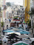 Calle 59 - bars and restaurants spill onto the cobblestone streets