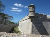 Fuerte de San Miguel - Campeche's largest, colonial fort