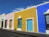More colourful buildings - very pretty