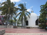 Little church on Plaza Mayor
