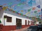 Colonial, cobblestone, colourful streets