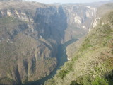 Wow - what an impressive canyon