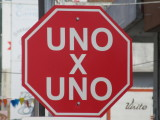 Unique rules - alternating right of way
