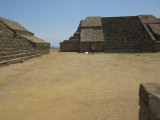 Monte Alban - Zapotec archaeological site