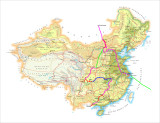 Our Route Through China
