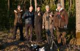 Gråhuvad vipa Värmland 14 5-19 med goda vänner