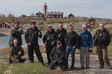 Svenska högarna 18 Maj-19 med Amerikansk sjöorre
