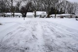 Storm #2 Came and Driveway Is Done Again