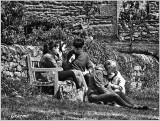 People in Monochrome