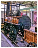 Darlington Head of Steam Railway Museum